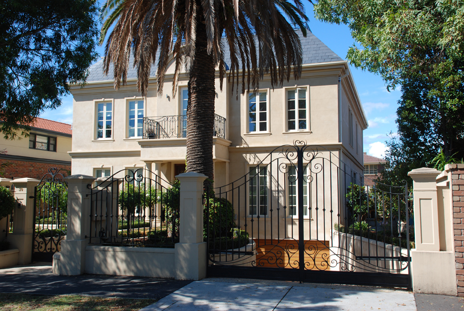 Cast Iron Gates Melbourne