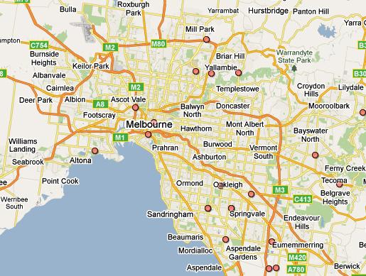 Car Rental Melbourne City Centre